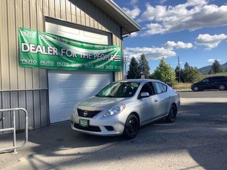 2012 Nissan Versa 1.6 S Sedan Spokane Valley WA