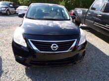 2012_Nissan_Versa_1.6 SL Sedan_ Charlotte NC