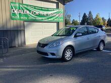 2012_Nissan_Versa_1.6 SV Sedan_ Spokane Valley WA