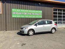 2012_Nissan_Versa_1.8 SL Hatchback_ Spokane Valley WA
