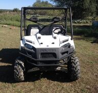 2012 POLARIS 800 HD  Goldthwaite TX