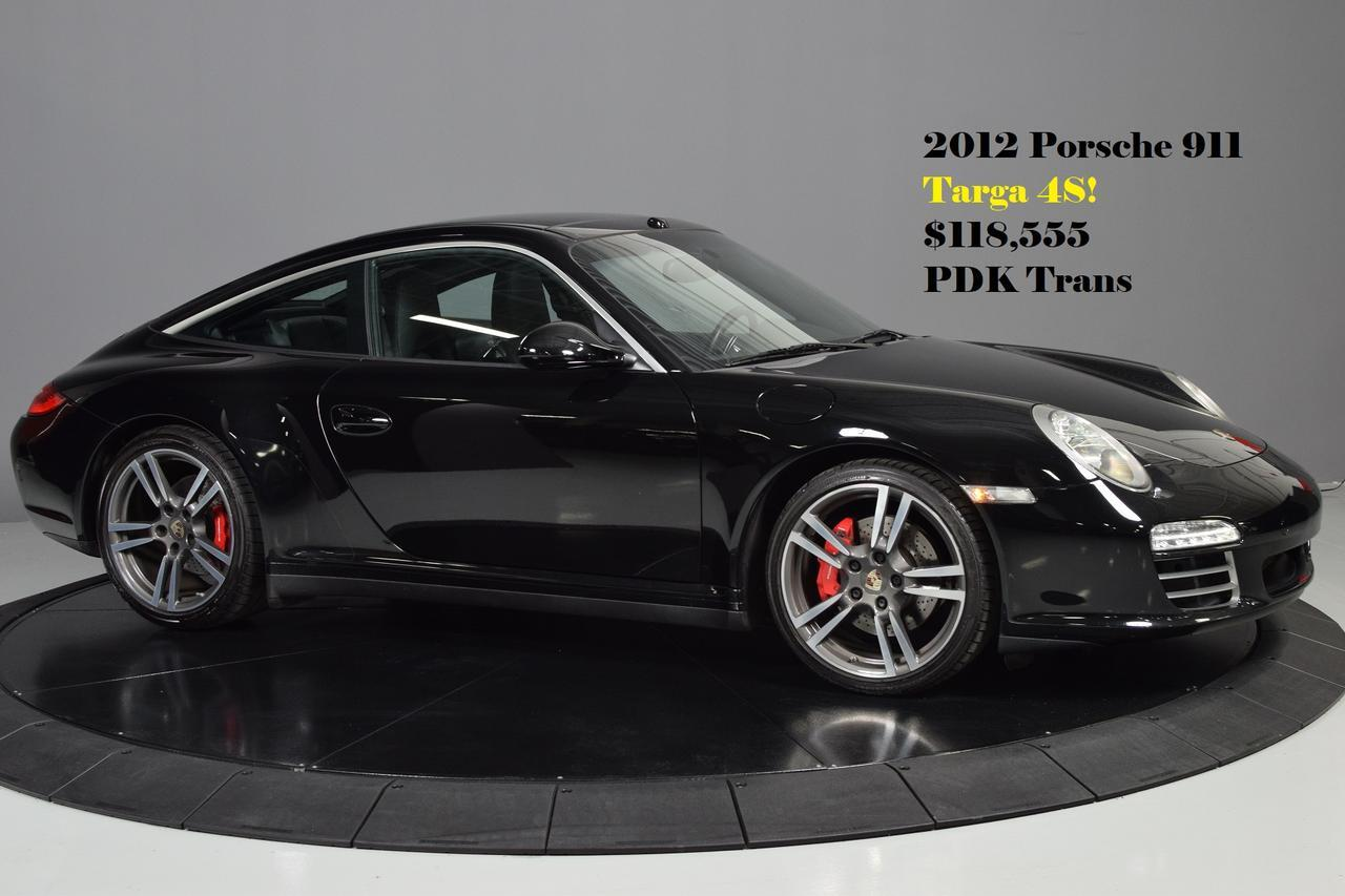 2012 Porsche 911 4S Glendale Heights IL
