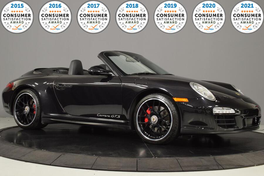 2012_Porsche_911_Carrera GTS_ Glendale Heights IL