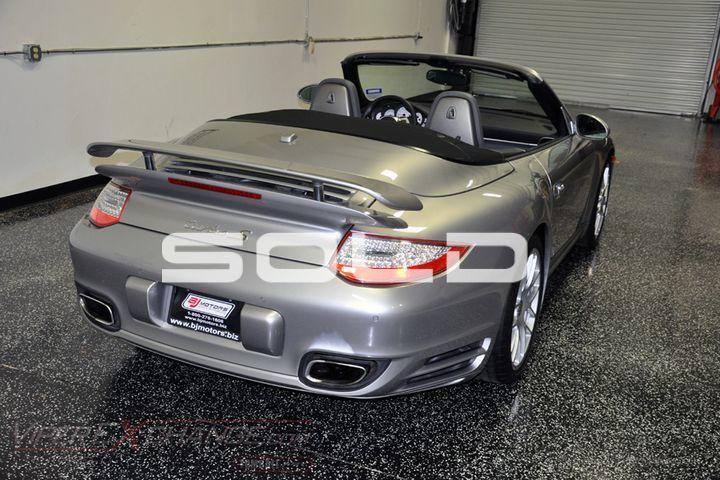2012 Porsche 911 S Turbo Tomball TX