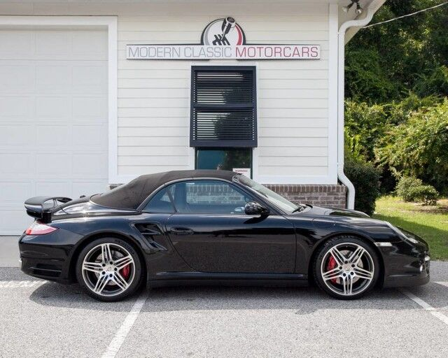 2012 Porsche 911 Turbo Charleston SC