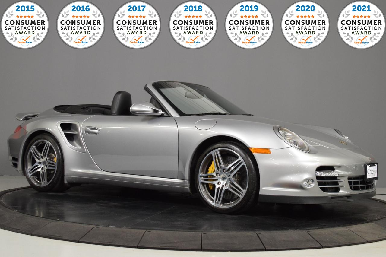 2012 Porsche 911 Turbo S Glendale Heights IL
