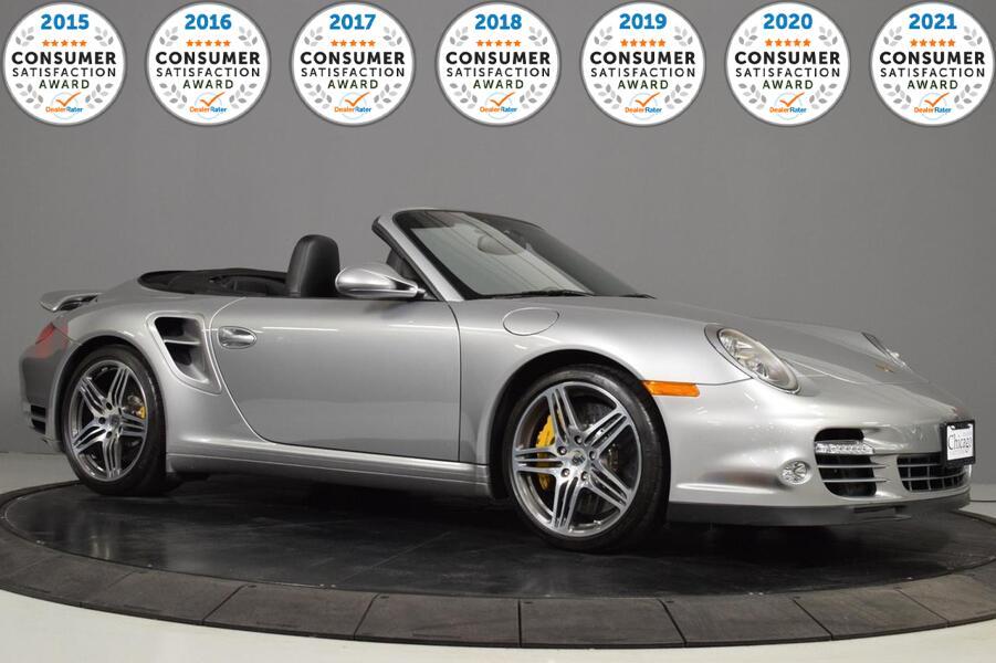 2012_Porsche_911_Turbo S_ Glendale Heights IL