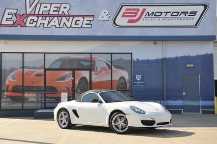 2012 Porsche Boxster Boxster Tomball TX
