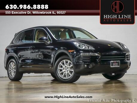 2012_Porsche_Cayenne__ Willowbrook IL