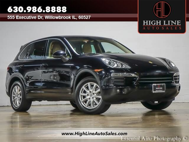 2012 Porsche Cayenne  Willowbrook IL