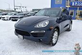 2012 Porsche Cayenne AWD / Automatic / 3.6L V6 / Front & Rear Heated Leather Seats / Navigation / Sunroof / Bluetooth / Back Up Camera / Park Assist / HID Headlights / Power Lift Gate / Tow Pkg / 1-Owner