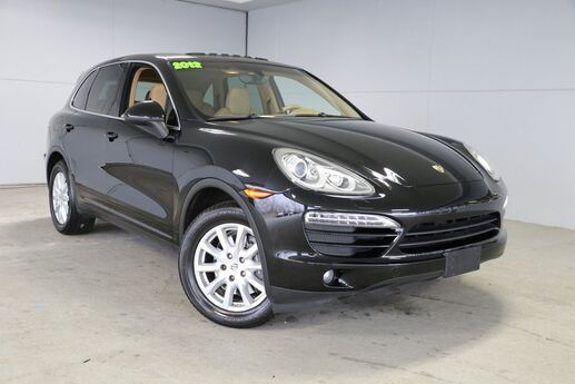 2012 Porsche Cayenne Base Kansas City KS