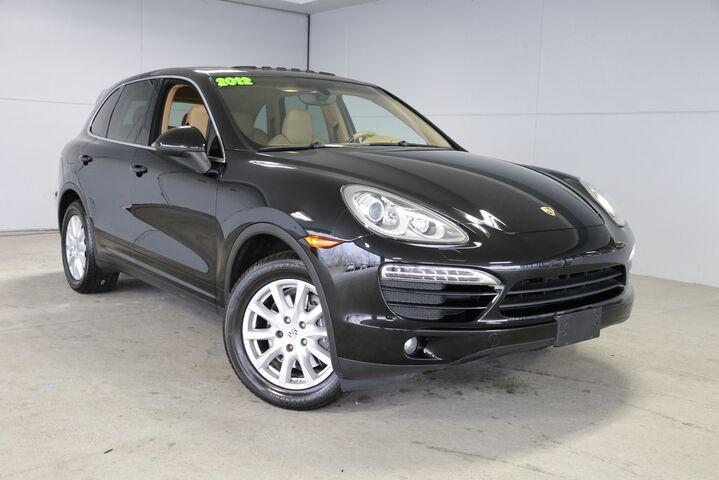 2012 Porsche Cayenne Base Kansas City KS