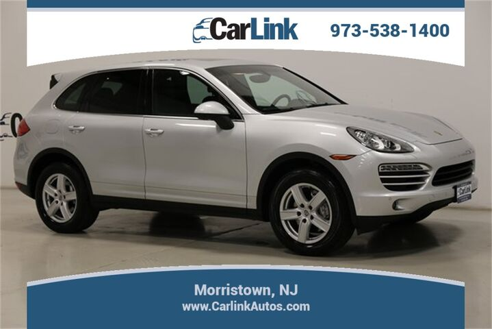 2012 Porsche Cayenne Base Morristown NJ