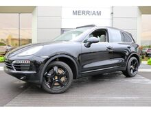 2012_Porsche_Cayenne_Tiptronic_ Kansas City KS