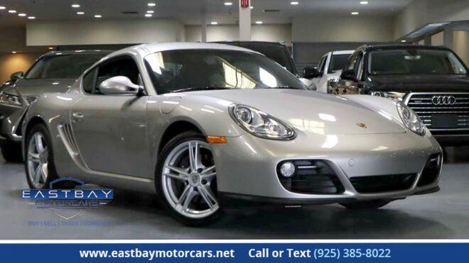 2012_Porsche_Cayman__ Dublin CA