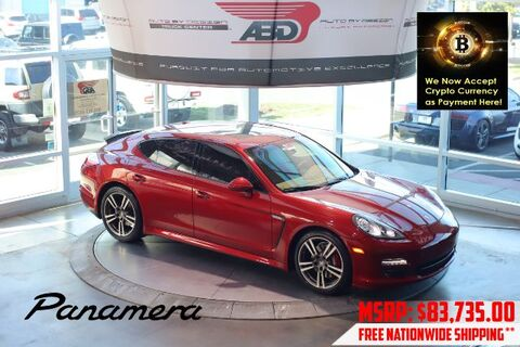 2012_Porsche_Panamera_2_ Chantilly VA