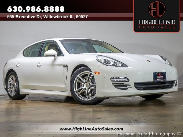 2012 Porsche Panamera 4 Willowbrook IL