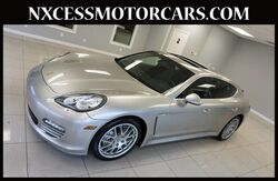 2012_Porsche_Panamera_4S 4-ZONE A/C F/R VENTILATED SEATS 1-OWNER._ Houston TX