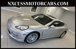 Porsche Panamera 4S 4-ZONE A/C F/R VENTILATED SEATS 1-OWNER. 2012