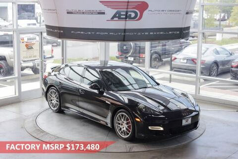 2012_Porsche_Panamera_Turbo_ Chantilly VA