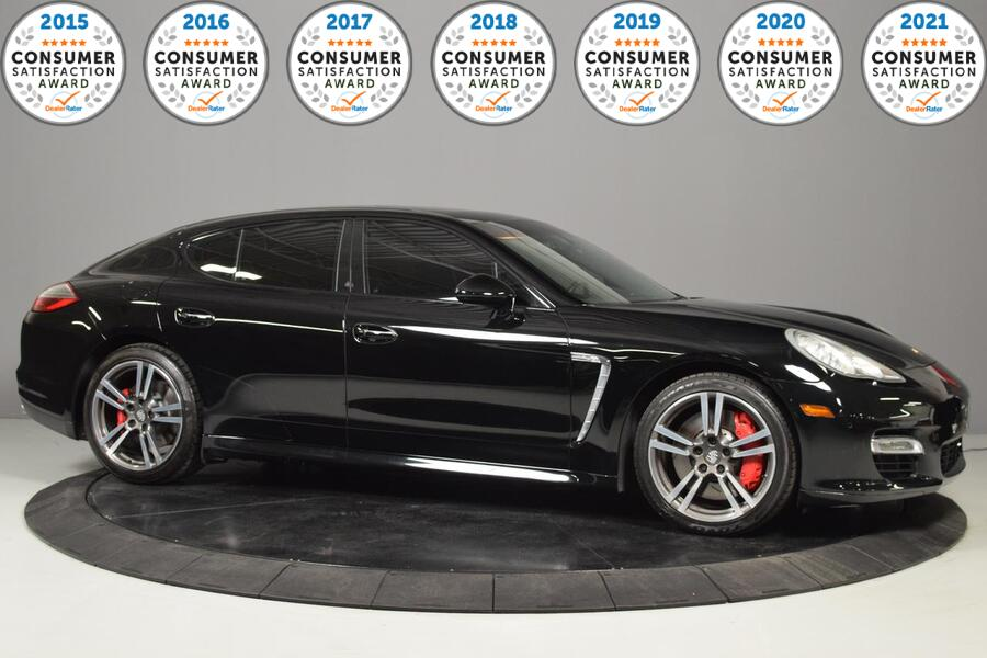 2012 Porsche Panamera Turbo Glendale Heights IL