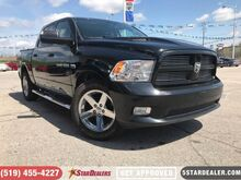 2012_Ram_1500_Sport   NAV   LEATHER   ROOF   CAM_ London ON