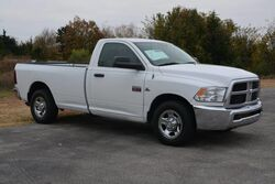 Ram 2500 CUMMINS TURBO DIESEL LOW MILES! CHROME WHEELS! PRISTINE! 2012