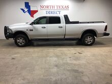 2012_Ram_2500_Laramie Diesel 4x4 Tool Box Auxilary Fuel Tank Ranch Hands_ Mansfield TX