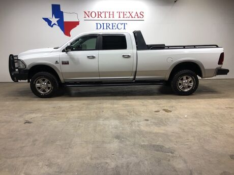 2012 Ram 2500 Laramie Diesel 4x4 Tool Box Auxilary Fuel Tank Ranch Hands Mansfield TX
