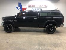 Ram 2500 Laramie Longhorn 4x4 Diesel Lifted Nitto Tires XD Wheels Camper Shell 2012
