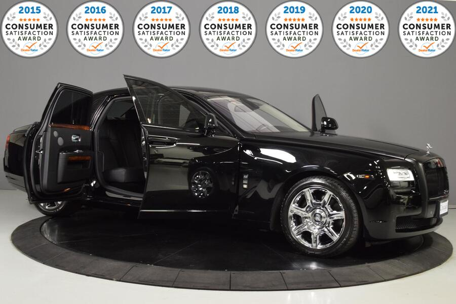2012_Rolls-Royce_Ghost__ Glendale Heights IL