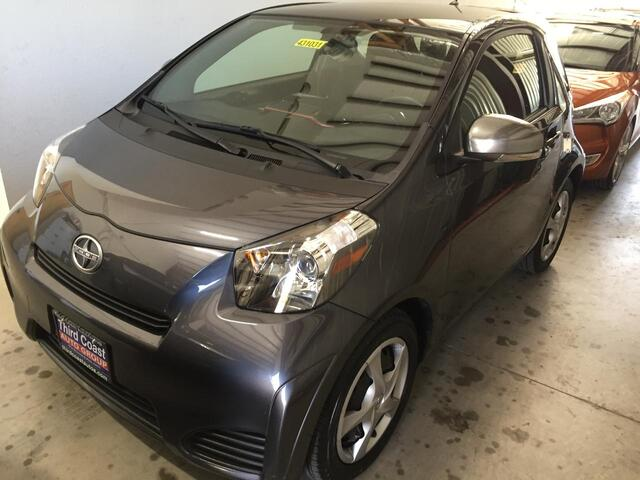 2012 Scion iQ 3-Door Hatchback AT Austin TX