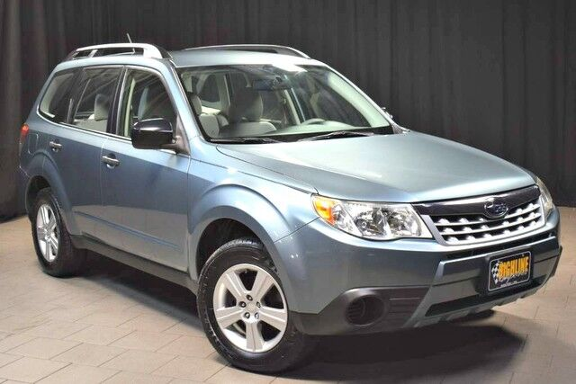 2012 Subaru Forester 2.5X Easton PA