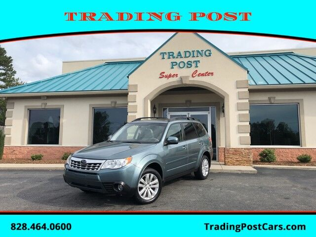 2012_Subaru_Forester_2.5X Limited_ Conover NC