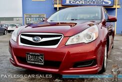 2012_Subaru_Legacy_2.5i Premium / AWD / Automatic / Power & Heated Seats / Sunroof / Cruise Control / 32 MPG_ Anchorage AK