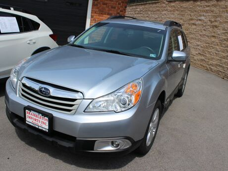 2012 Subaru Outback 2.5i Premium Roanoke VA