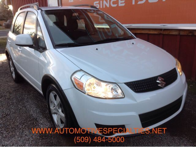 2012 Suzuki SX4 Crossover Base AWD Spokane WA