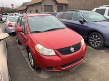 2012_Suzuki_SX4_LE Popular_ North Versailles PA