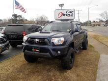 2012_TOYOTA_TACOMA_TRD OFF-ROAD 4X4, BUY BACK GUARANTEE AND WARRANTY, CUSTOM FUEL RIMS, BED LINER, ROOF RACKS, AWESOME!_ Virginia Beach VA