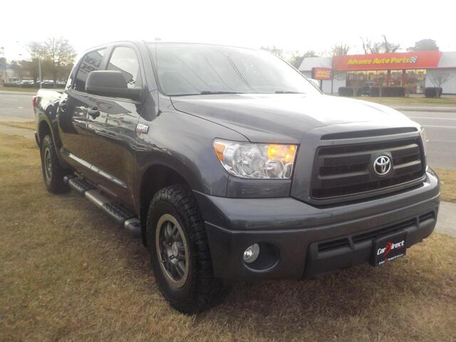 2012 TOYOTA TUNDRA ROCK WARRIOR 4X4, BUY BACK GUARANTEE AND WARRANTY,  BED LINER, TOW PACKAGE, VERY SPACIOUS CABIN!! Virginia Beach VA