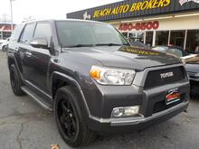 2012_TOYOTA_4RUNNER_LIMITED 4X4, WARRANTY, LEATHER, NAV, HEATED SEATS, BACKUP CAM, BLUETOOTH, RUNNING BOARDS, SUNROOF!!!_ Norfolk VA