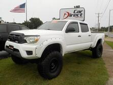 TOYOTA TACOMA DOUBLE CAB LONG BED, 4X4, CERTIFIED W/WARRANTY, BACKUP CAM, TOW PKG, CUSTOM WHEELS, REMOTE START! 2012
