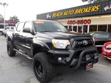 2012_TOYOTA_TACOMA_TRD OFF ROAD CREW CAB 4X4, CERTIFIED W/ WARRANTY, BACKUP CAM, BLUETOOTH, GRILL GUARD, TOW, SWEET!!!!_ Norfolk VA