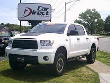 TOYOTA TUNDRA TRD ROCK WARRIOR 4X4 CREWMAX, AUTOCHECK CERTIFIED, LIFTED, BACK-UP CAM, TOW PKG, ONLY 73K MI, MINT! 2012