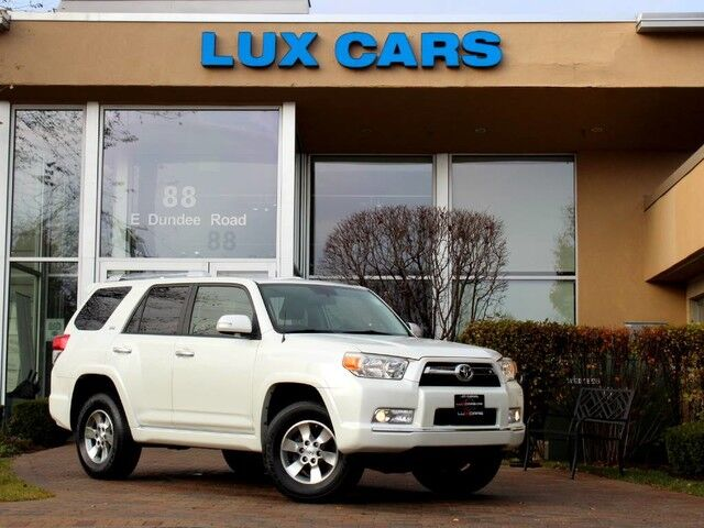 2012_Toyota_4Runner_SR5 LEATHER 4WD_ Buffalo Grove IL