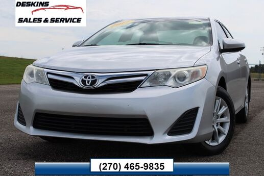 2012 Toyota Camry LE Campbellsville KY