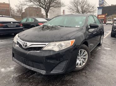 2012_Toyota_Camry_LE_ Worcester MA