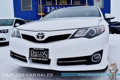 2012_Toyota_Camry_SE / Automatic / Heated Power Seats / Sunroof / Auto Start / Bluetooth / Back-Up Camera / Cruise Control / Low Miles / 35 MPG_ Anchorage AK