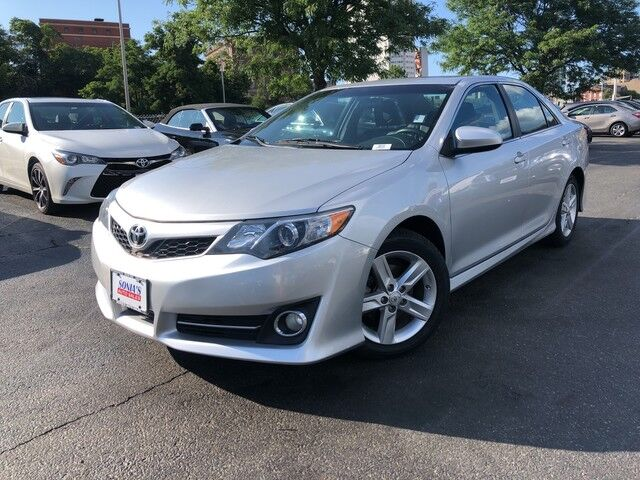 2012 Toyota Camry SE Worcester MA